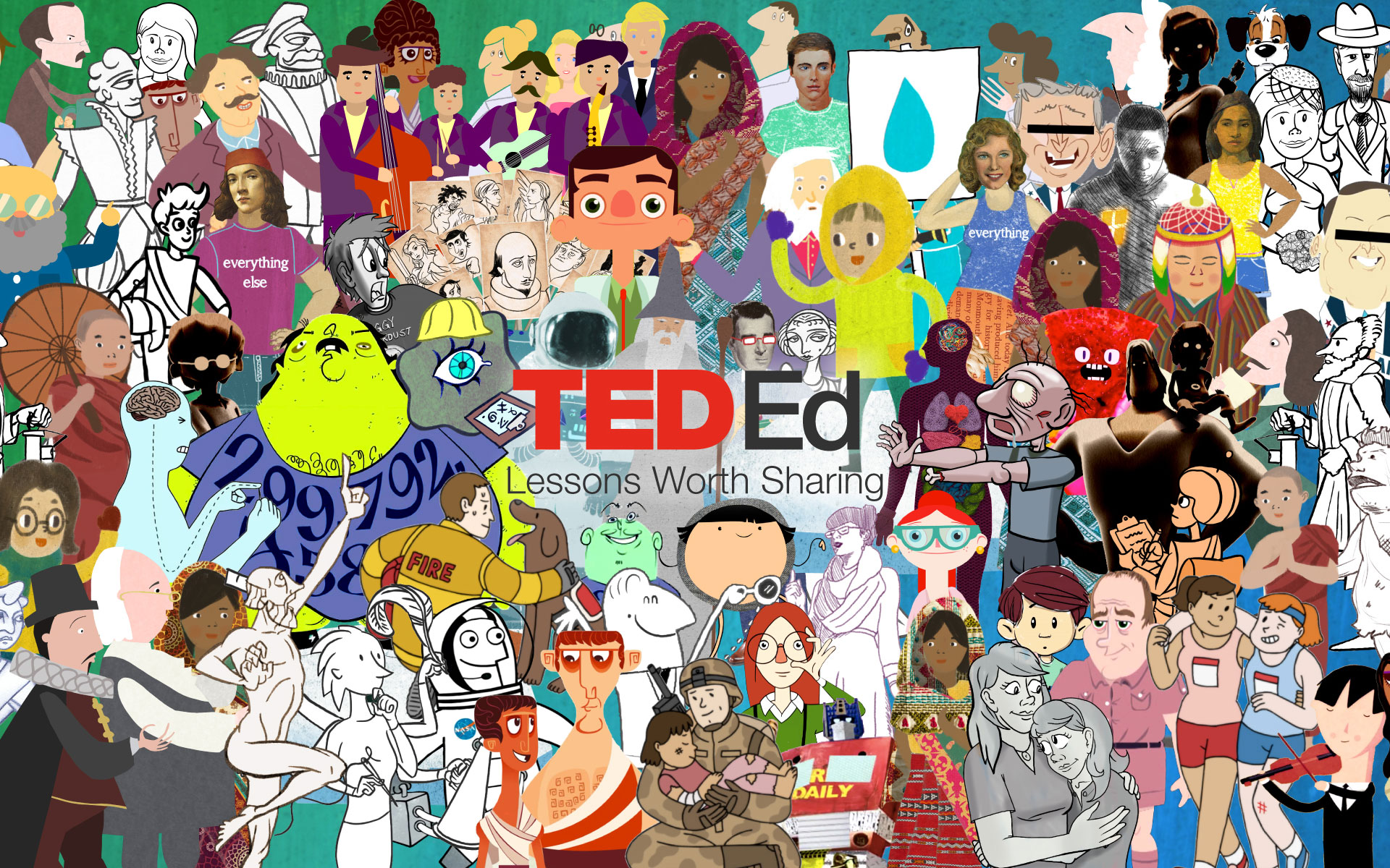 ted ed This disambiguation page lists articles associated with the title ted if an internal link led you here, you may wish to change the link to point directly to the.