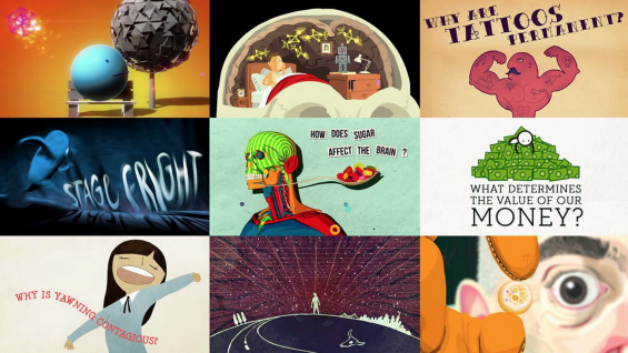 TED-Ed Lessons blog collage